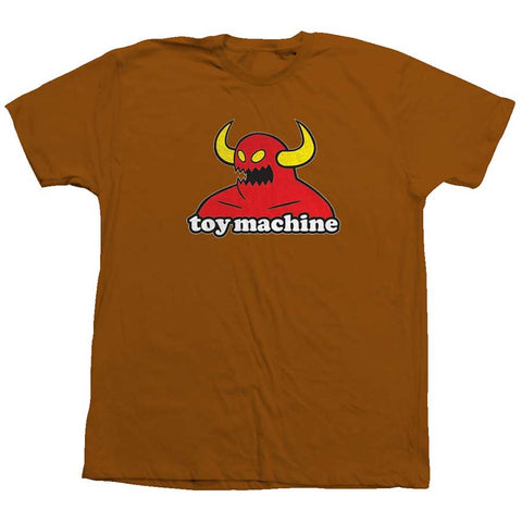 TOY MACHINE MONSTER T-SHIRT AUSTIN
