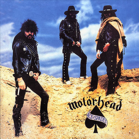 Motorhead-Ace Of Spades - Skateboards Amsterdam