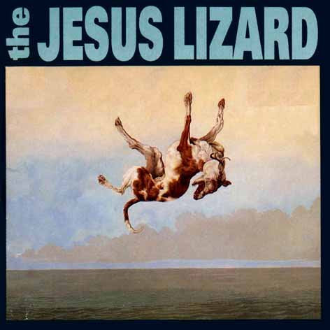 Jesus Lizard-Down
