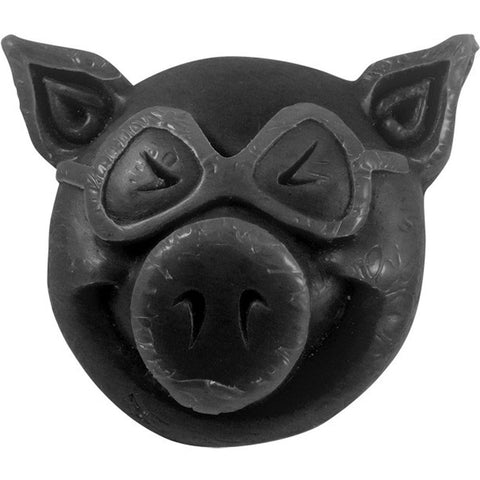 PIG HEAD WAX BLACK