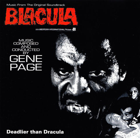Blacula-Original Soundtrack -HQ-
