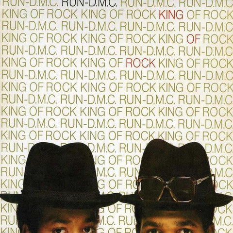 Run DMC-King Of Rock - Skateboards Amsterdam