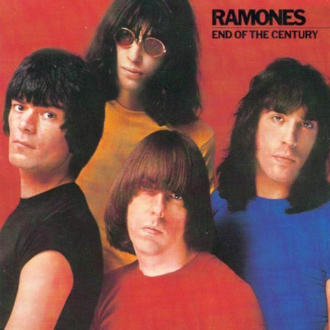 Ramones-End Of The Century -180 gr- - Skateboards Amsterdam