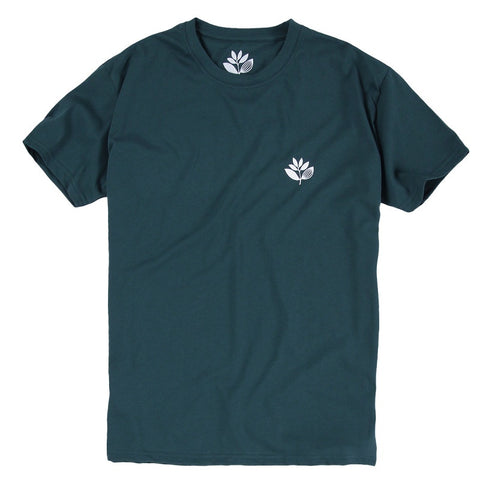 MAGENTA CLASSIC PLANT T-SHIRT TEAL