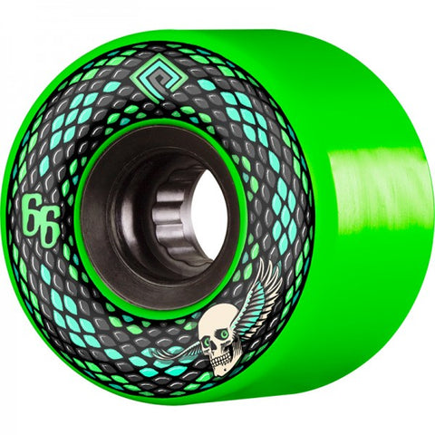 POWELL PERALTA SNAKES GREEN 75A 66MM
