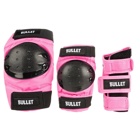 BULLET JUNIOR TRIPLE PADSET PINK