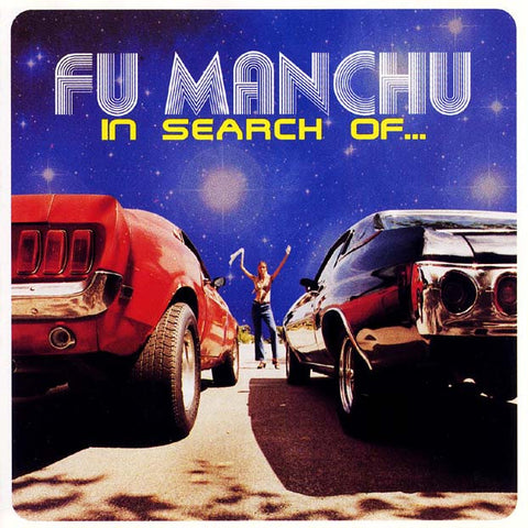Fu Manchu-In Search Of... - Skateboards Amsterdam