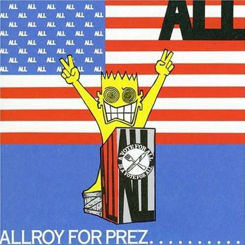 All-Allroy For Prez - Skateboards Amsterdam