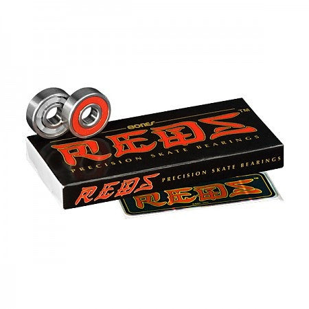 BONES REDS BEARINGS - Skateboards Amsterdam