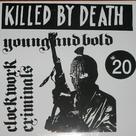 Killed By Death-#20 - Skateboards Amsterdam
