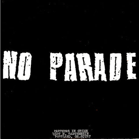 No Parade-S/T - Skateboards Amsterdam