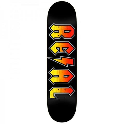 REAL DEEDS SKATEBOARD DECK 8.5