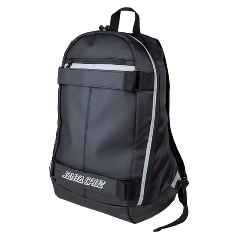 SANTA CRUZ CLASSIC STRIP BACKPACK BLACK