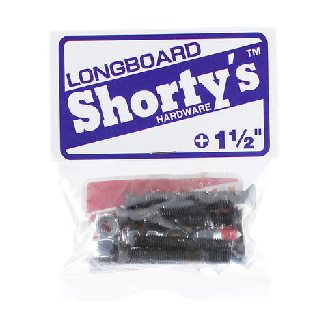"SHORTY'S 1 1/2"" PHILLIPS HEAD LONGBOARD HARDWARE"