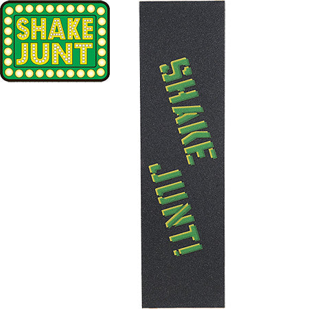 SHAKE JUNT SPRAYED GRIPTAPE SHEET 9.0