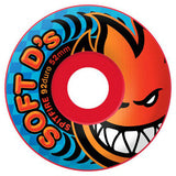 SPITFIRE BIGHEAD ROCKET 54MM - Skateboards Amsterdam - 2