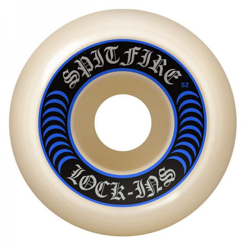 SPITFIRE FORMULA FOUR LOCK INS 99D 52MM NATURAL