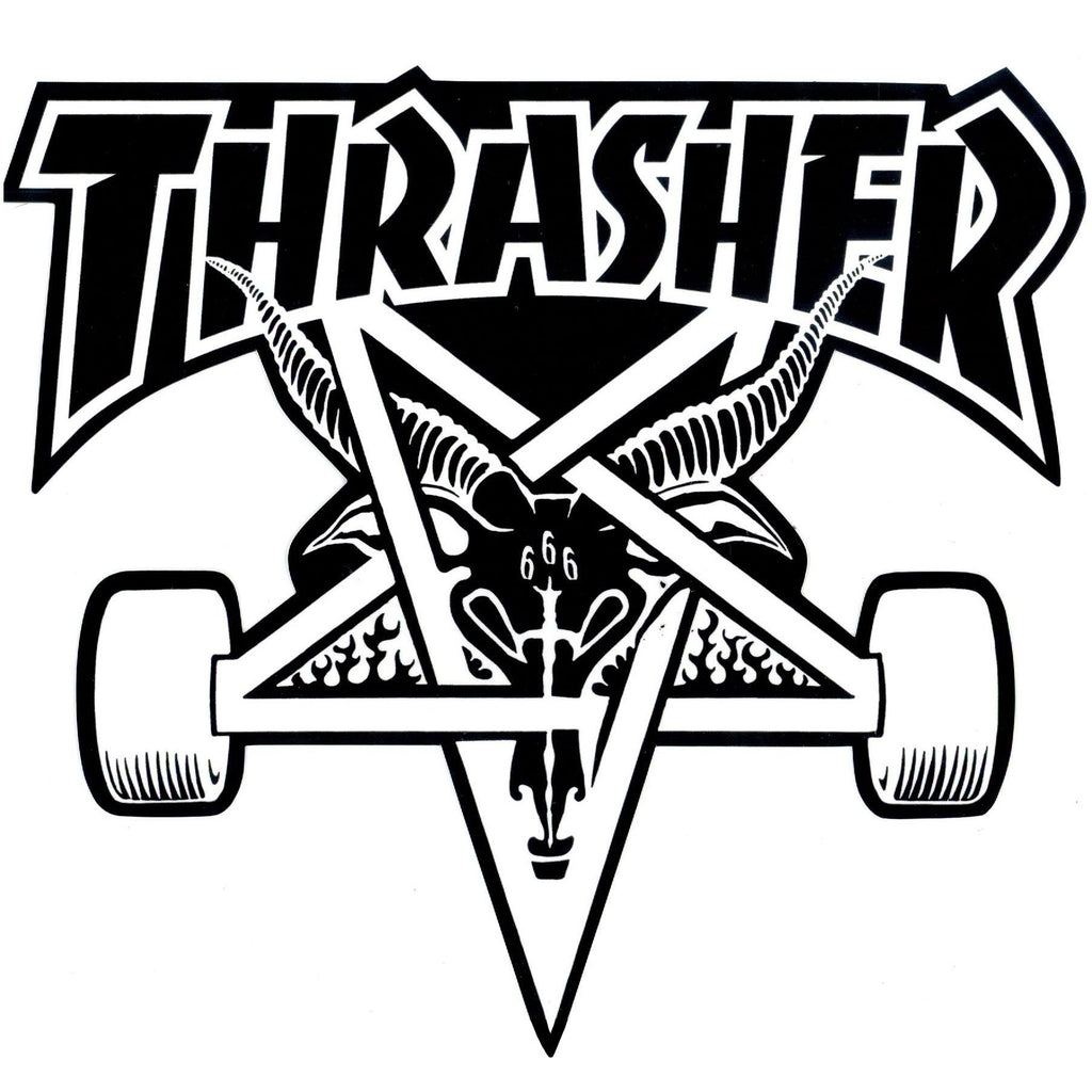 Thrasher – Skateboards Amsterdam