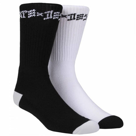 THRASHER SKATE AND DESTROY SOCKS 2-PACK - Skateboards Amsterdam - 1