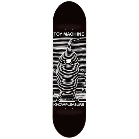 TOY MACHINE TOY DIVISION 8.5