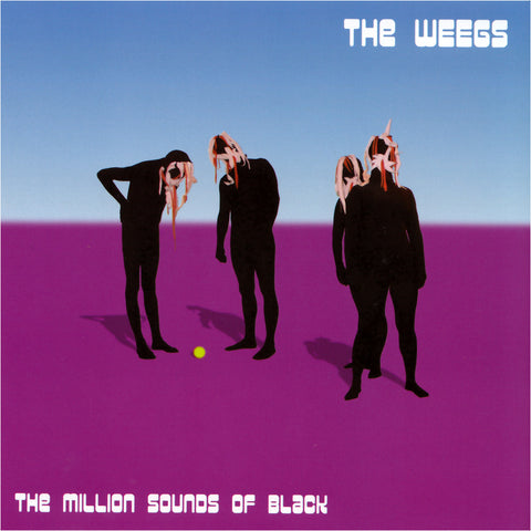 Weegs-Million Sounds Of Black - Skateboards Amsterdam
