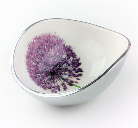 Allium Oval Bowl (Trade min 4 / Retail min 1)