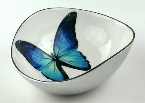 Butterfly Oval Bowl Large (min 2)