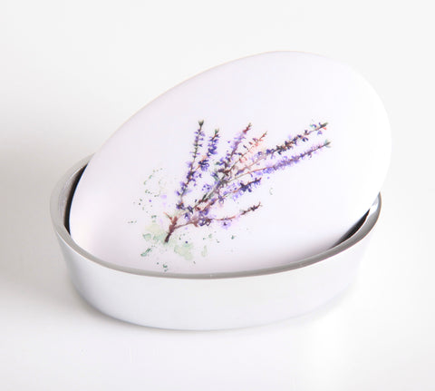 Heather Trinket Box (min 4)