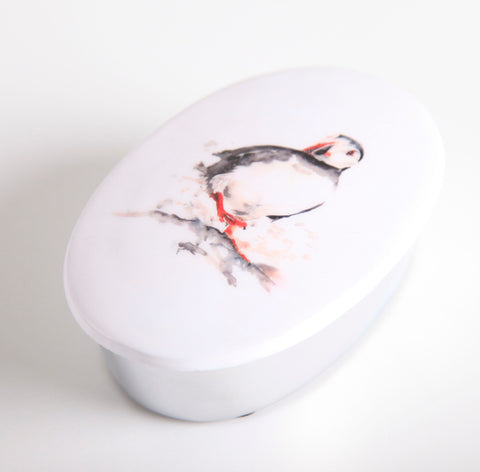 Puffin Trinket Box (Trade min 4 / Retail min 1)