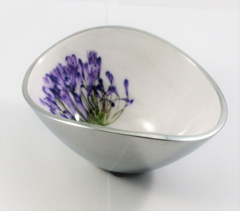 Agapanthus Oval Bowl Petite (Trade min 4 / Retail min 1)