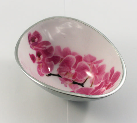 Orchid Oval Bowl Petite (Trade min 4 / Retail min 1)