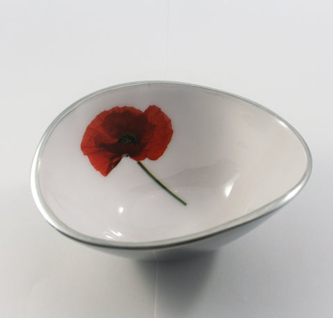 Poppy Oval Bowl Petite (Trade min 4 / Retail min 1)