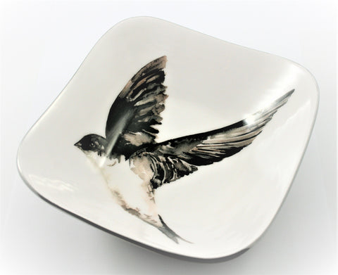 House Martin Square Bowl (min 4) (New Product in Stock April 2019)