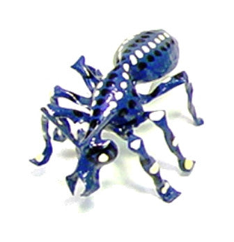 Hand Painted Tin Ant (trade min 4)