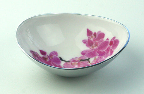 Orchid Oval Bowl Large (min 2)