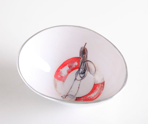 Life Buoy Oval Bowl Small (min 4)