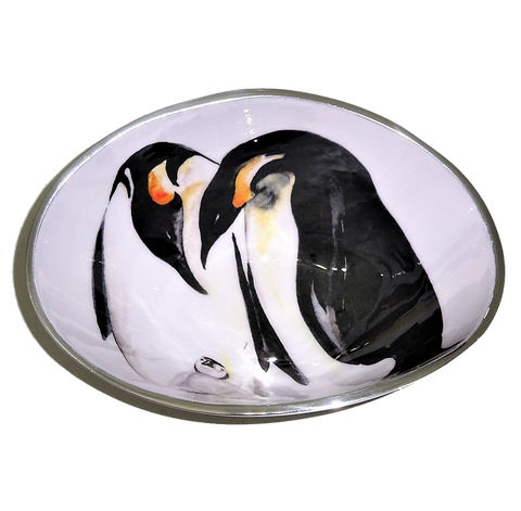 Penguin Oval Bowl Small (Trade min 4 / Retail min 1)