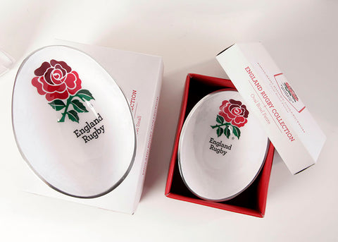 England Rugby Oval Bowl Small