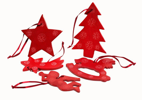 Christmas Decorations (24 per display box-min 24)