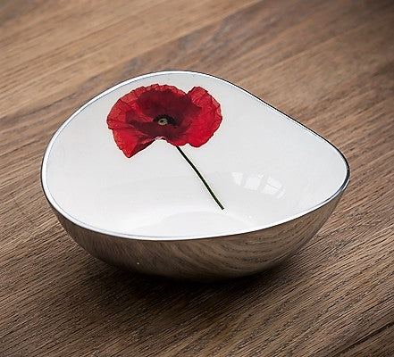 Poppy Oval Bowl Small (Trade min 4 / Retail min 1)