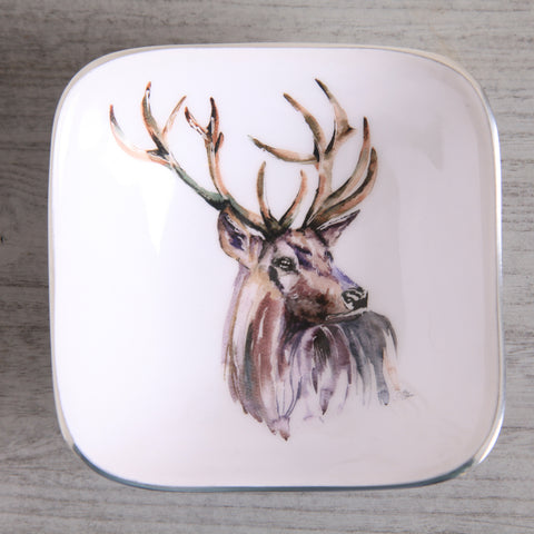 Stag Square Bowl (min 2)