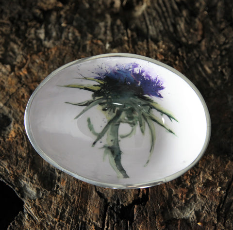 Thistle Oval Bowl Small (min 2)