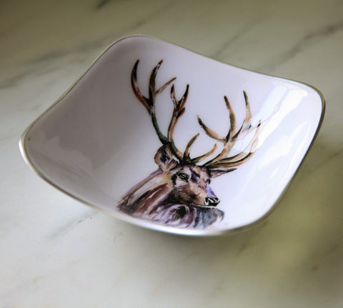 Stag Square Bowl (min 4)
