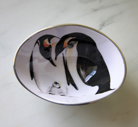 Penguin Oval Bowl Small (trade min 4)