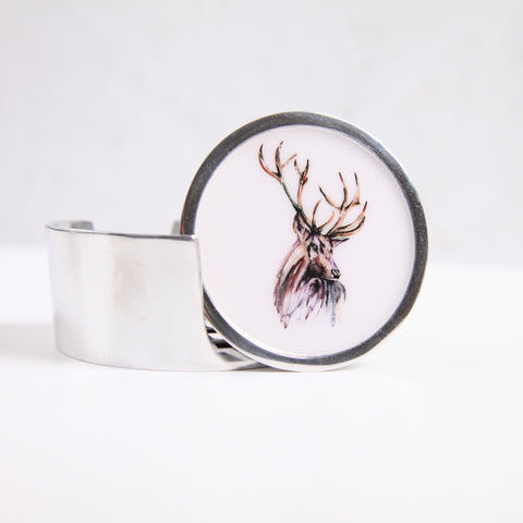 Stag Coasters Set of 6 (min 4)