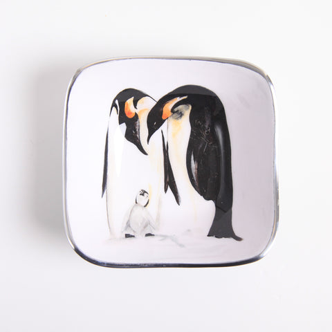 Penguin Square Bowl (min 4)