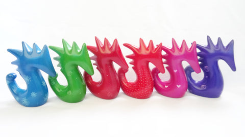 Mara Seahorse Small (min 6 - assorted colours)