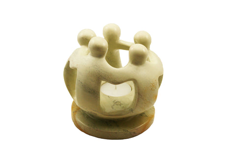 Natural Family of Five Tealight (min 2)