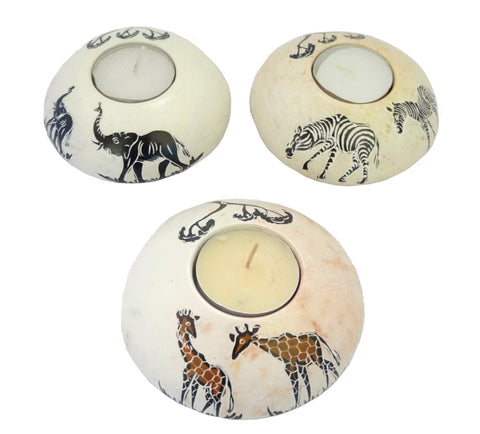 Savanna Disc Tealight (min 6)