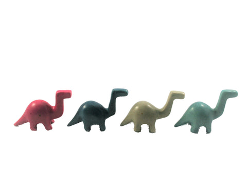 Dinosaurs 3 cm (24 display box - min 24) (New Product in Stock April 2019)
